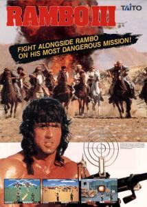 Rambo III PCB